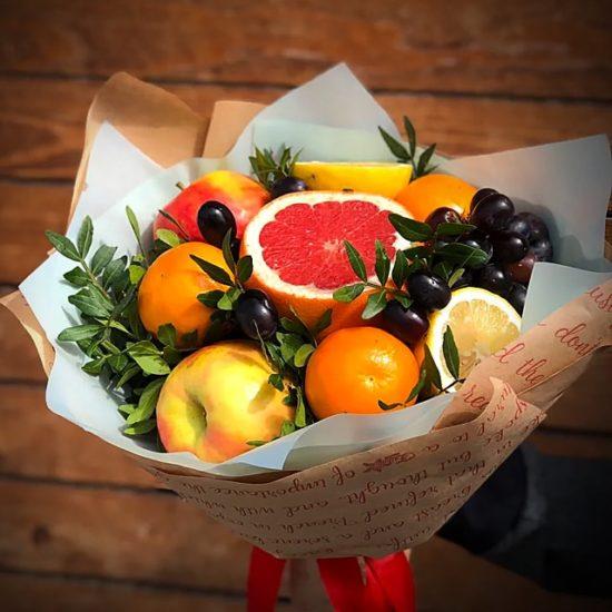 Sweet & Fruit Bouquets